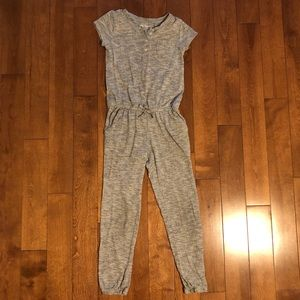 👧Nice cozy romper for little girl